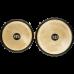 Meinl Percussion Headliner® Series HB100 / HTB100 Wood Bongo, Natural