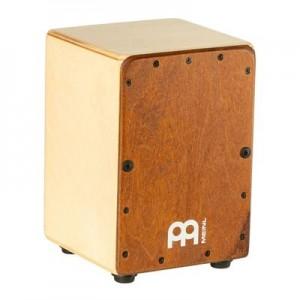 Meinl Percussion Mini Cajon, Almond Birch