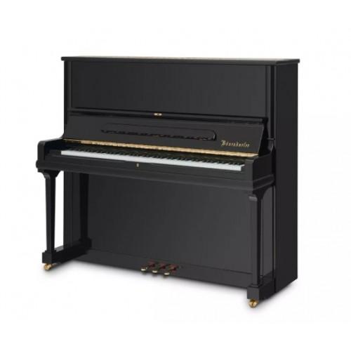 Boesendorfer Grand Upright Piano 130SP - Polished Ebony