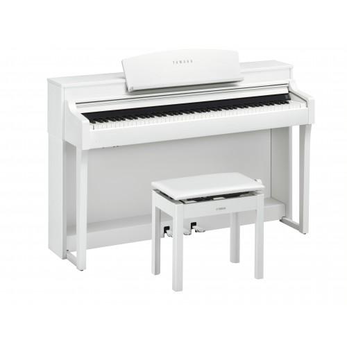 Yamaha Clavinova CSP-150 WH Digital Piano - White