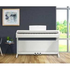 Yamaha Arius YDP-144 WH Digital Home Piano - White