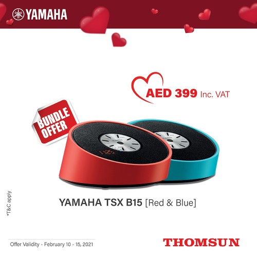 Yamaha TSXB15