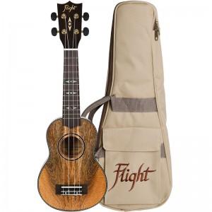 Flight DUS450 Mango Soprano Ukulele