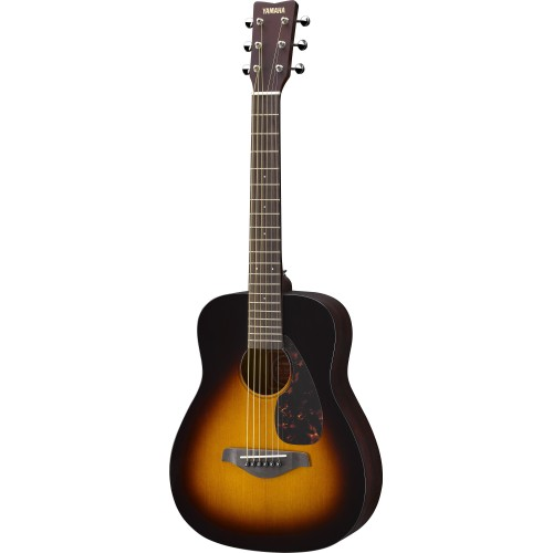 Yamaha JR2 Acoustic Guitar - Tobacco Brown Sunburst