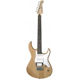 Yamaha PAC112V Electric Guitar YNS - Yellow Natural Satin