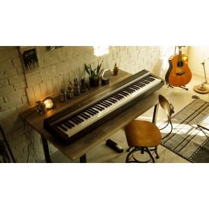 Yamaha P125B 88 Note Digital Piano - Black Without Stand