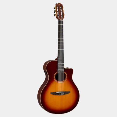 Yamaha NTX3BSB Electric Acoustic Guitar Brown Sunburst