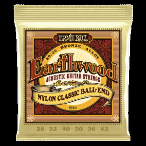Earthwood Folk Nylon, Clear