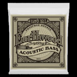 Earthwood Phosphor Bronze Acoustic Bass Strings - 45-95 Gauge - P02070