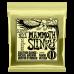Mammoth Slinky Nickel Wound Electric Guitar Strings - 12-62 (wound G) Gauge - P02214
