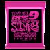 Super Slinky RPS Nickel Wound Electric Guitar Strings - 9-42 Gauge - P02239