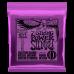 Ernie Ball Power Slinky 7-String Nickel Wound Electric Guitar Strings - 11-58 Gauge - P02620