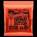 Ernie Ball P03215 - Skinny Top Heavy Bottom Slinky Nickel Wound Electric Guitar Strings 3 Pack - 10-52 Gauge