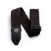 Brown Polypro Guitar Strap -P04052
