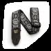 Ernie Ball Silver Orleans Jacquard Strap- P04150