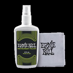 Ernie Ball Polish With Cloth - P04222