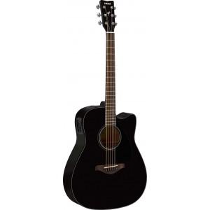 Yamaha - FGX800C - Black