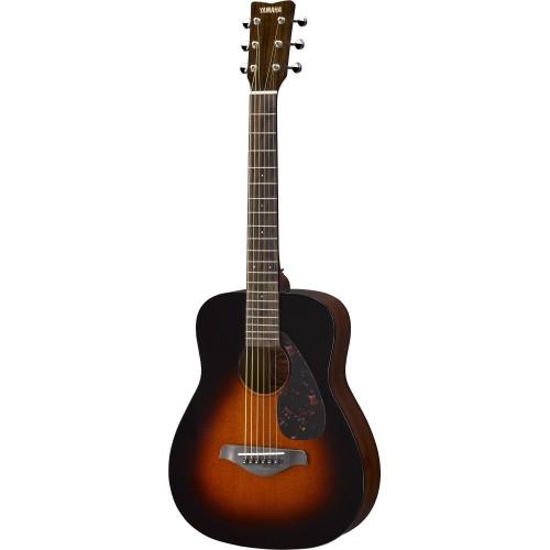 Yamaha JR2S 3/4 Acoustic Guitar-TBS(Tobacco Brown Sunburst)