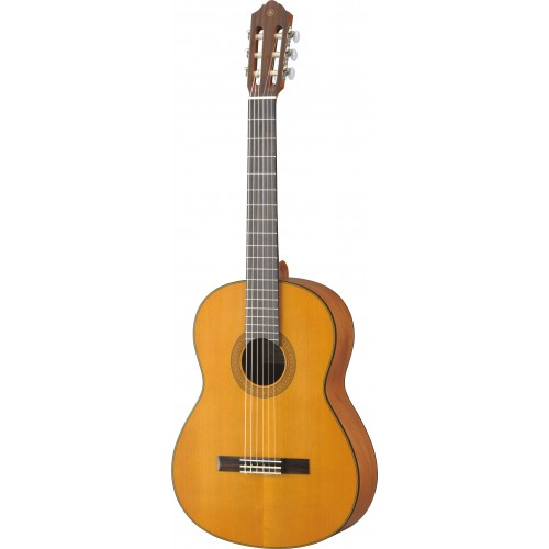 Yamaha CG122MC Classical Guitar-Matt Finish