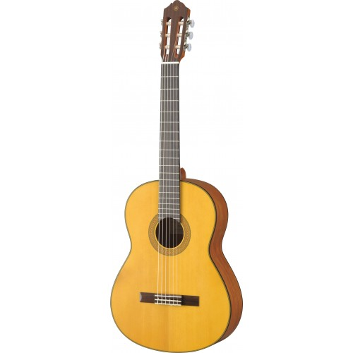 Yamaha CG122MS Classical Guitar-Matt Finish