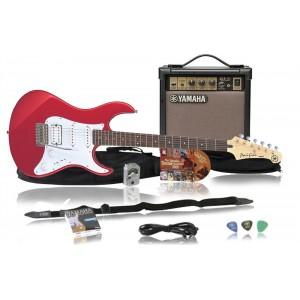 Yamaha EG112GPII(Electric Guitar Package-Metallic Red)