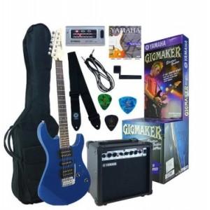 Yamaha EG112GPII(Electric Guitar Package-Metallic Blue)