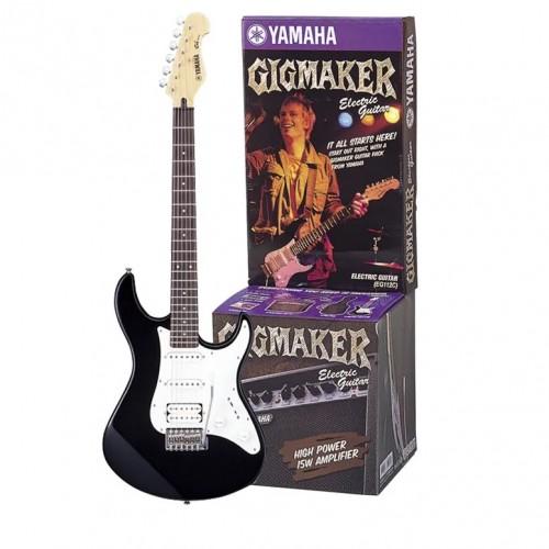 Yamaha EG112GPII(Electric Guitar Package-Black)