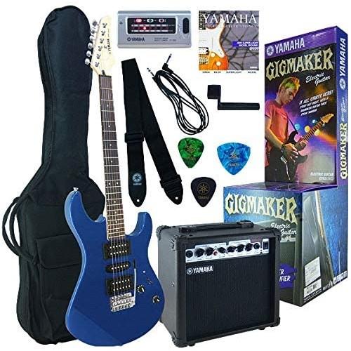 Yamaha ERG121GPII(Electric Guitar Package-Metallic Blue)