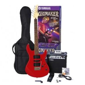 Yamaha ERG121GPII(Electric Guitar Package-Metallic Red)