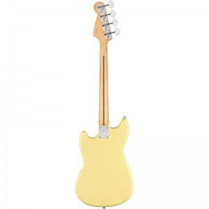 Fender Player Mustang Bass PJ In Canary Yellow