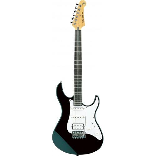 Yamaha PAC112J Electric Guitar BL-Black