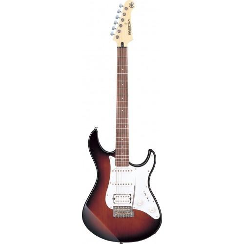 Yamaha PAC112J Electric Guitar OVS-Old Violin Sunburst
