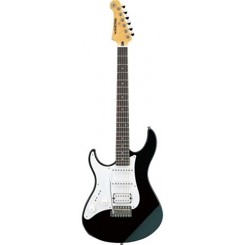 Yamaha PAC112JL Electric Guitar BL-Black