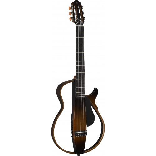 Yamaha SLG200NTBS Silent Guitar(Tobacco Brown Sunburst)