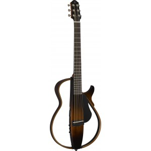 Yamaha SLG200S Silent Guitar(Tobacco Brown Sunburst)