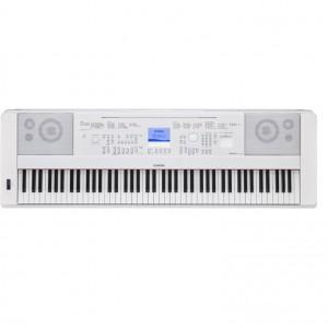 Yamaha  DGX660WH (White)