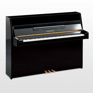 Yamaha Upright Piano JU109 PE - Polished Ebony