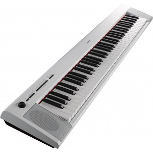 Yamaha NP-32WH 76 Keys Portable Piano-Style Keyboard