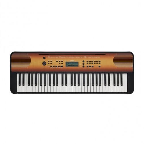 Yamaha PSR-E360MA Portable Keyboard - Maple