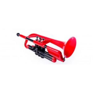 PCORNET PLASTIC CORNET RED