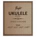 Flight FUST100 Fluorocarbon Ukulele Strings – Tenor
