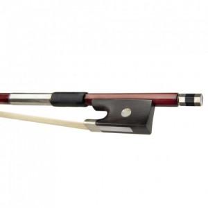 Stentor 1461JA - VIOLIN BOW ROUND HALF EBONY FROG 4/4