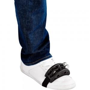 MEINL COMPACT FOOT TAMBOURINE - CFJS2S-BK