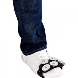 MEINL CAJON FOOT TAMBOURINE - CFT5-BK