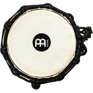 "Meinl Percussion 4 1/2"" African Style Mini Djembe, Flower Design"