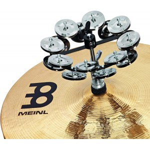 MEINL HITHAT TAMBOURINE - HTHH2BK