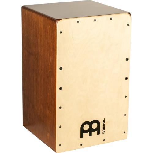 Meinl Percussion Snarecraft Cajon 100, Baltic Birch, Almond Birch - SC100AB-B