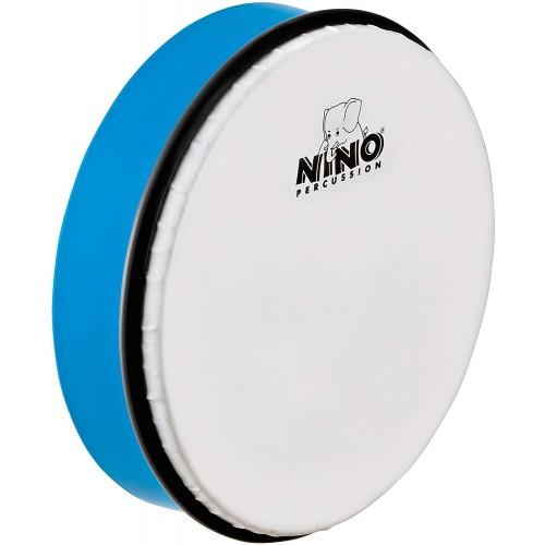 "NINO® Percussion  8"" ABS Hand Drum, Sky-Blue - NINO45SB"