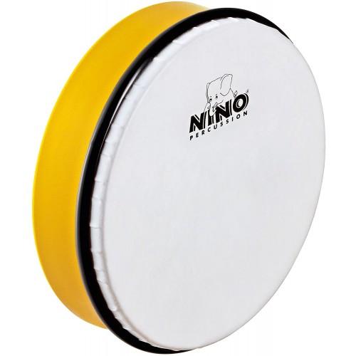 """NINO HAND DRUM 8"""" YELLOW - NINO45Y"""