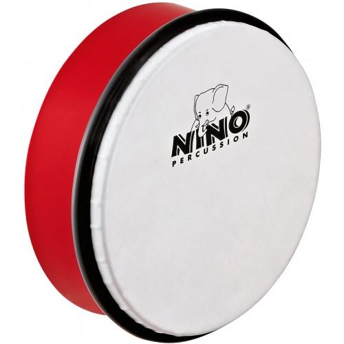 """NINO HAND DRUM 6"""" RED - NINO4R"""